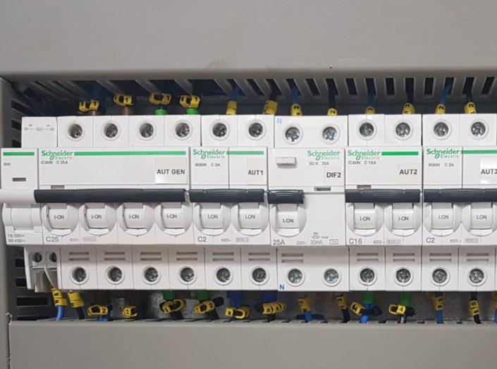 Cuadristas eléctricos Zamora