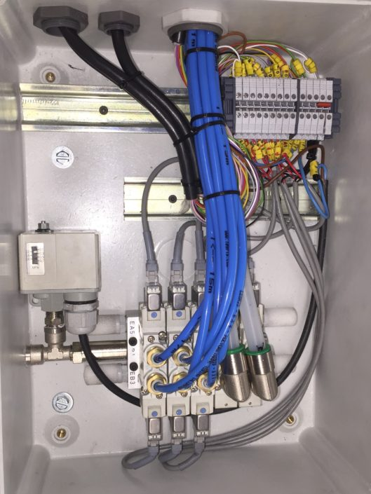 Cuadros eléctricos automatizados Pontevedra