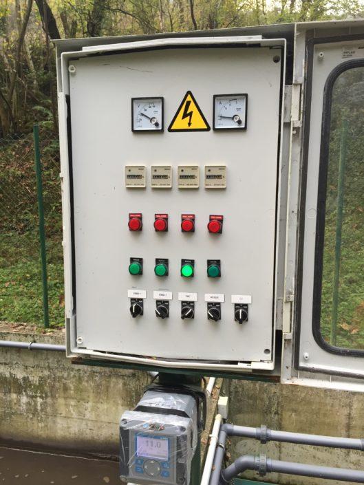 Cuadros eléctricos para depuradoras  Ciudad Real