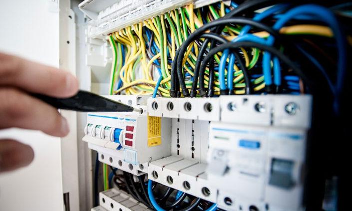 Cuadros eléctricos para depuradoras  Pontevedra