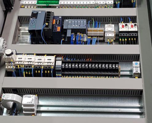Automatización industrial con PLC en Valladolid
